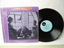 The Silkie LP You've Got To Hide Your Love Away 1965 Mono Orig!