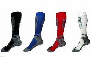Skisocken Wolle Kniestrümpfe Funktionskniestrümpfe Ski Snowboard Socken