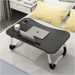 Children's Adult Bed Sofa Practical Computer Desk Small Shelf Portable AU HOT