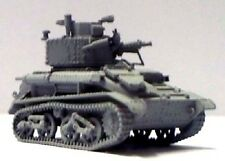 Milicast BB180 1/76 Resin WWII British Vickers Mk.VIA Light Tank