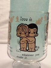 Love Is Candle Holder Kim Casali Pink
