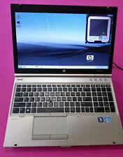 HP Elitebook 8570p laptop Intel I7-3630qm 2.4-3.4ghz 8GB NEW 500GB AMD 7570m W7
