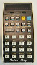 CALCULATRICE vintage marque HEWLETT PACKARD modele 29C Calculator HP Calcul R