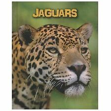 Jaguars (Living in the Wild: Big Cats)-ExLibrary