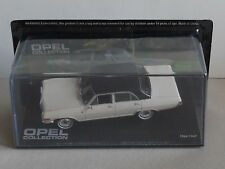 THE OPEL COLLECTION,DIPLOMAT V8 LIMOUSINE CREAM / MATT BLACK,mag part works.CL04