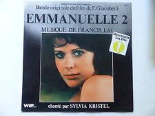 bo Film OST Emmanuelle 2  FRANCIS LAI 863002 SYLVIA KRISTEL