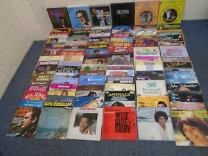 Job Lot of 350 LP's/Records