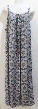 1C79422 LADIES LONG SUMMER MAXI  DRESS plus size 22  24  26  28  SALE $25 NEW