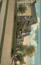 Beaver Falla PA College Ave Homes c1910 Postcard