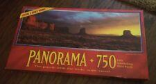MB Puzzle Panorama 750 Piece Puzzle Monument Valley, Arizona