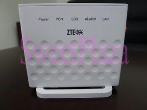 ZTE GPON terminal ONT ZXA10 F601 SC/APC or ZXHN F601 FTTH or FTTO GPON ONU