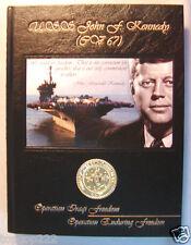 BRAND NEW 2004 USS JOHN F. KENNEDY CV-67 U.S NAVY ORIGINAL CRUISE BOOK.