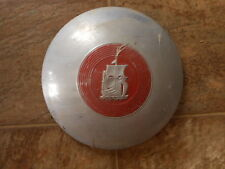 Plymouth 1940's ? Dish Vintage Hubcap  AS IS Used Abused