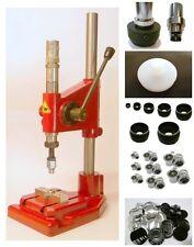 Machine à bouton,Presse-bouton + 19 Pièces Outils et Boutons pour Associés avec