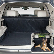 Pet Dog Car Seat Cover Barrier Adjustable Pet Hammock Blanket Mat Waterproof