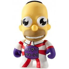 Mr. Sparkle (Red/White) 1/60 Simpsons 25th Anniversary Mini Figurine Kidrobot