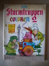 STURMTRUPPEN Coloren 2 Bonvi n°2 1979 Corno  [GS48]