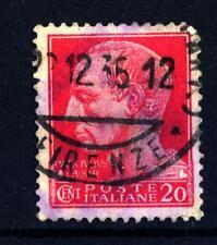 """ITALIA - Regno - 1929 - Serie """"Imperiale"""" - Effigie di Giulio Cesare - 20 c."""