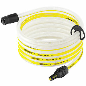Karcher K Series Pressure Washer Water Inlet Suction Hose Pipe & Filter 26431000