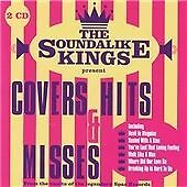 """Soundalike Kings Present Covers Hits""-SPAR RECORDS-Classic 48 Track 2CD-SEALED!"