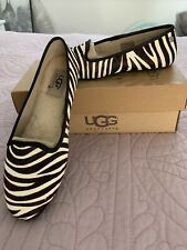 Ugg Australia Womens Alloway Exotic Flats UK Size 5.5 BNWT