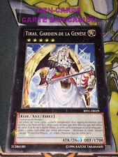 OCCASION Carte Yu Gi Oh TIRAS, GARDIEN DE LA GENESE BP01-FR029 STARFOIL RARE