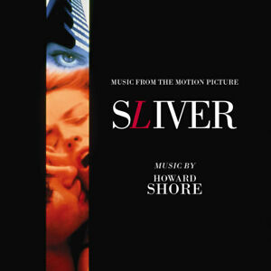 Sliver - Rejected Score - Limited 1000 - Howard Shore / Christopher Young