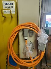 Sefac, Mobile Column Lift, Rotary Replacement Cables, Communication Cables
