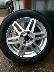 "Ford fiesta/fusion ghia 15"" alloy wheel"