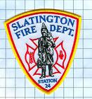 Fire Patch - slatington Fire Dept Station 24