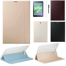 Leather Case For Samsung Galaxy Tab S2 8 Inch T710 T715 +Film +Pen