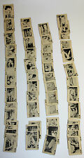 CRO-017. JEU DE POKER AVEC IMAGES ÉROTIQUES. FRANCE (?). CIRCA 1930.