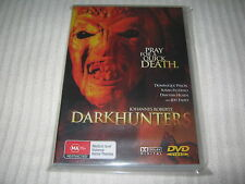 Dark Hunters - Johannes Roberts - Brand New & Sealed - All Regions - DVD