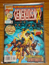 X-MEN GENERATION X #29 VOL1 MARVEL COM ZERO TOLERANCE AUGUST 1997