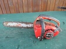 "Vintage HOMELITE XL2 AUTOMATIC Chainsaw Chain Saw with 14"" Bar"