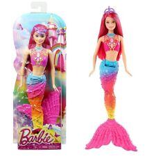 Meerjungfrau Regenbogen Prinzessin | Mattel DHM47 | Fairytale | Barbie Puppe