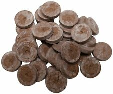 1000 Jiffy Peat Pellets 42mm, Seed Starting Pellets (1 Case)