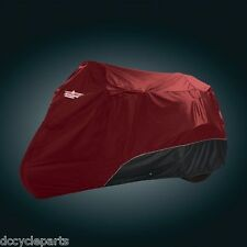 ULTRAGARD 4-465AB TRIKE COVER CRANBERRY / BLACK LARGE TOURING GOLDWING HARLEY