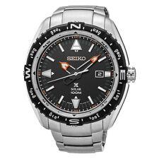 Seiko Analog Casual Watch Prospex Land Silver Mens SNE421P1