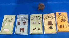 Dollhouse picture frames set of 4