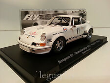 "Slot SCX Scalextric Fly 96070 Porsche 911 Carrera RS""Royal Air Maroc"" E-902"