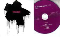 ROSEBUD Rosebud 2017 UK 6-trk promo test CD