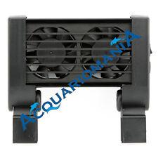 Ventole di raffreddamento acquario orientabili con interruttore