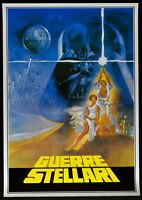 Poster Star Wars Lucas Ford Fisher Cushing Guinness Film P07