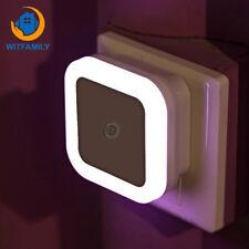 Light Sensor Control Night Light Mini Novelty Square Bedroom lamp For Baby Gift