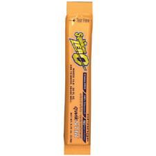 Sqwincher QWIK-STIKS 50Pcs Sugar & Caffeine Free, Enhanced Electrolyte ORANGE