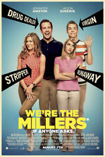 WE'RE THE MILLERS 11.5x17 PROMO MOVIE POSTER