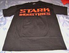 Marvel Comics Stark Industries 2Xl 2X Xxl T-Shirt New Iron Man Movie Avengers