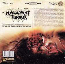 Malignant TUMOUR -... And Some Sick parts Rotting out there 1992 - 2002 (2-cd)