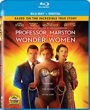PROFESSOR MARSTON AND THE WONDER WOMEN BLU-RAY - SINGLE DISC EDITION - NEW